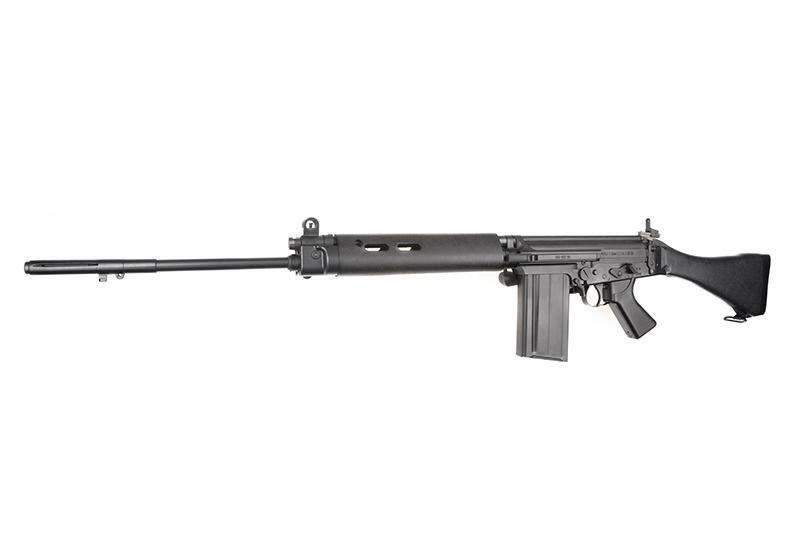 Ares L1A1 SLR Sniper AEG 1.34 Joule - BK