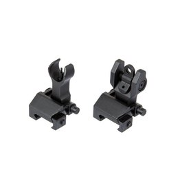 Specna Arms Flip Up Sight Set - BK