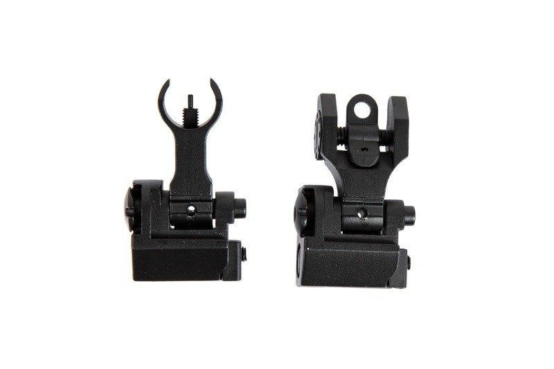 Specna Arms Flip Up Sight Set - BK