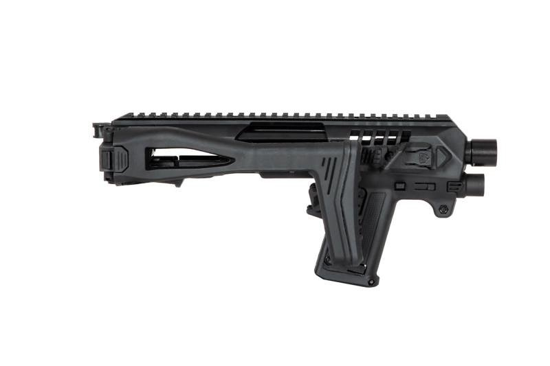 CAA Tactical Micro Roni for Glock Airsoft G19 Series - BK