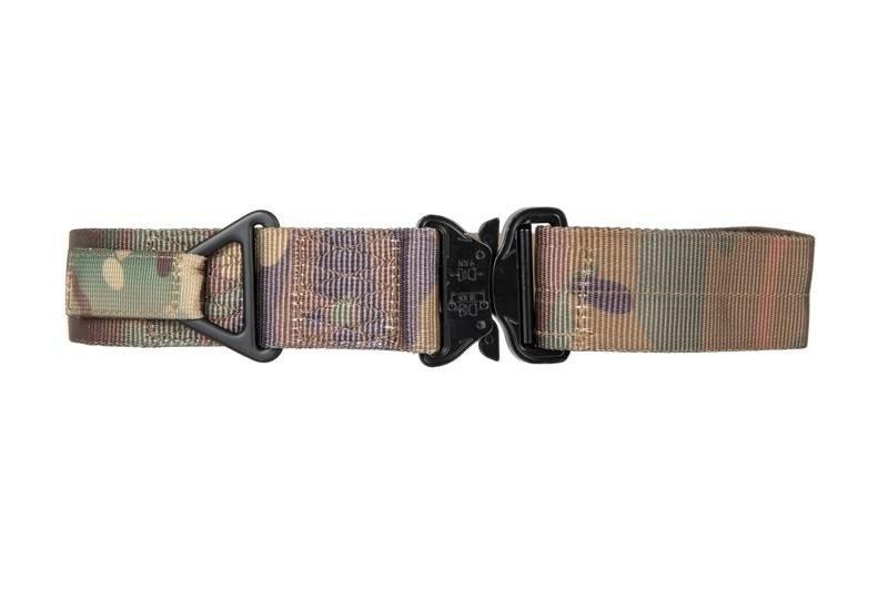 Ultimate Tactical EDC Quick Realease Belt - MultiCam