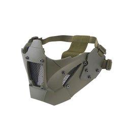 Ultimate Tactical Mesh Schutzmaske für FAST Helme - OD