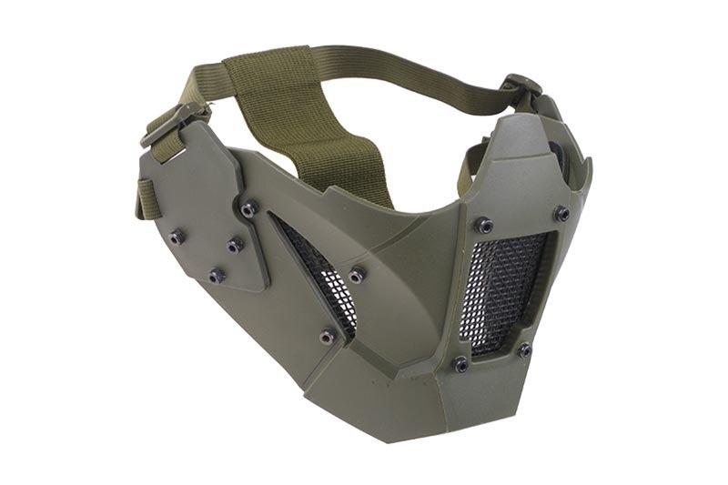 Ultimate Tactical Masque de protection en mesh pour casques FAST - OD
