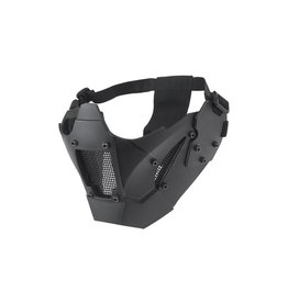 Ultimate Tactical Mesh Schutzmaske für FAST Helme - BK