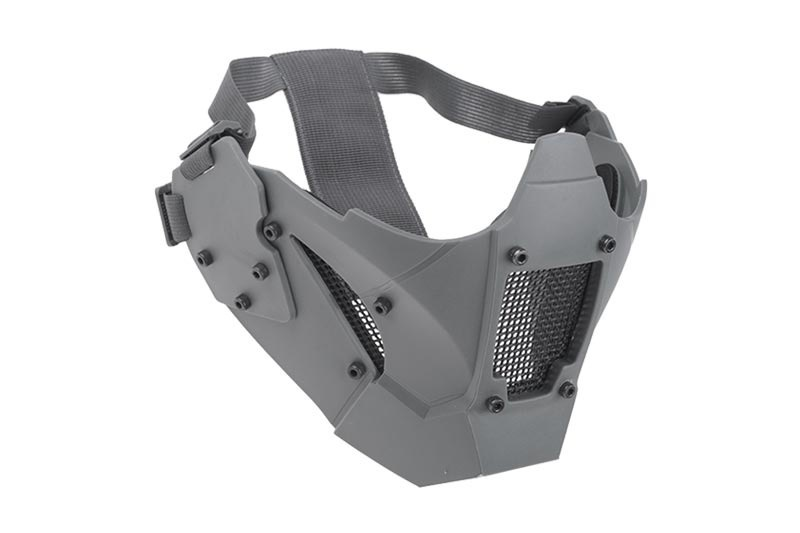 Ultimate Tactical Mesh protective mask for FAST helmets - GR