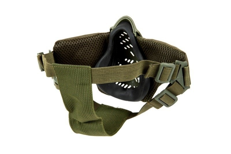 Ultimate Tactical Protective mask type Martial Arts - OD