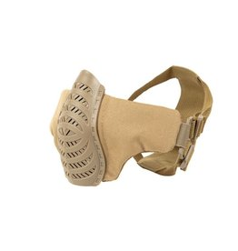 Ultimate Tactical Masque de protection type Martial Arts  - TAN