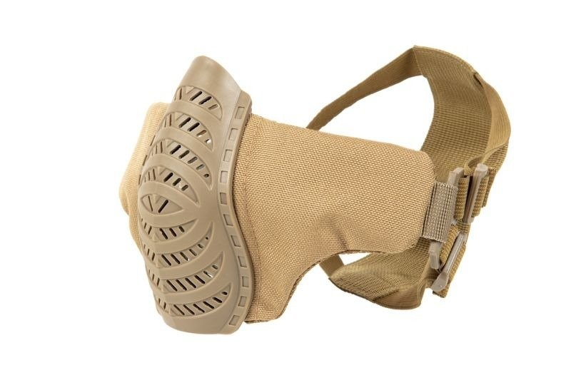 Ultimate Tactical Protective mask type Martial Arts - TAN