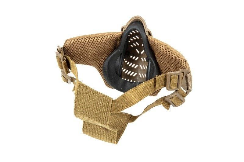 Ultimate Tactical Masque de protection type Martial Arts  - TAN