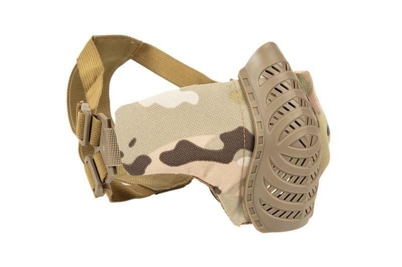 Ultimate Tactical Masque de protection type Martial Arts  - MultiCam