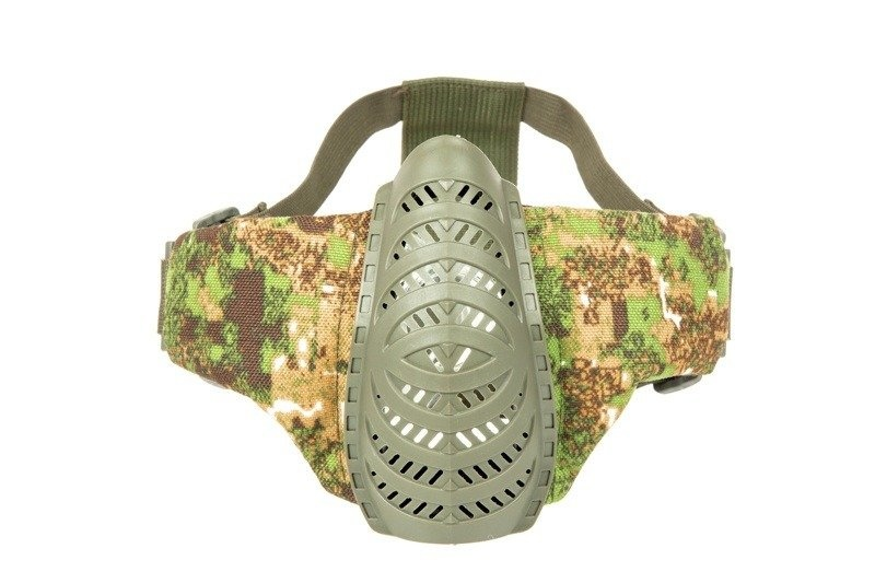 Ultimate Tactical Protective mask type Martial Arts - GZ