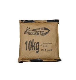 Rockets BBs professionnels de 0,20 g - 10 kg - gris