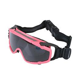 FMA Schutzbrille mit Ventilator - Pink