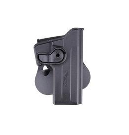 IMI Defense Holster tactique en polymère SIG Sauer P226 - BK
