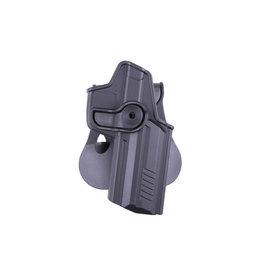 IMI Defense Holster tactique en polymère H&K 45/45C - BK