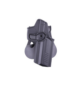 IMI Defense Tactical polymer holster H&K 45/45C - BK