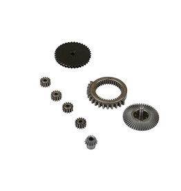 Supershooter/SHS CNC Gear Set PTW/CTW Serie