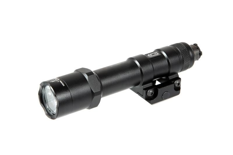 Night Evolution M600B LED Scout Taclight - BK