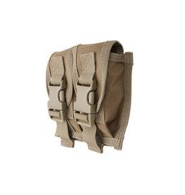 ACM Tactical Double Granat Pouch - TAN