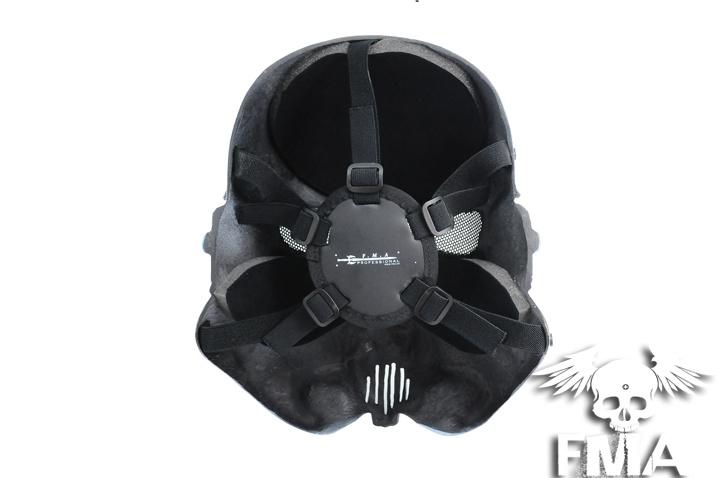 FMA Star Wars Star Trooper Maske - weiss