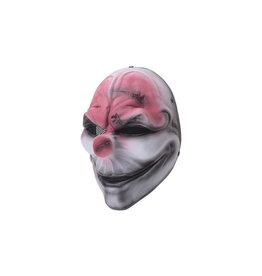 FMA Harvest Day Clown 2 M Wire Mesh Mask - white