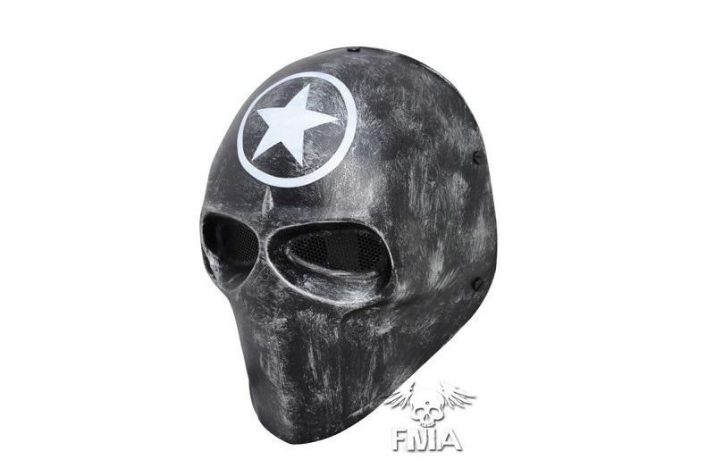 FMA Masque Star Wire Mesh - BK