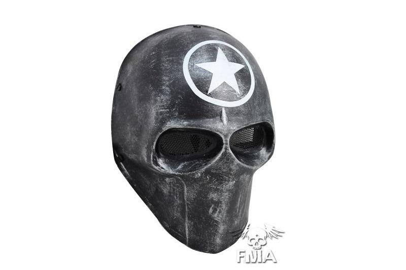 FMA Star Wire Mesh Mask - BK