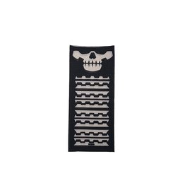 Mil Spec Monkey MSM Shemagh Multi-Wrap Schal - BK Skull