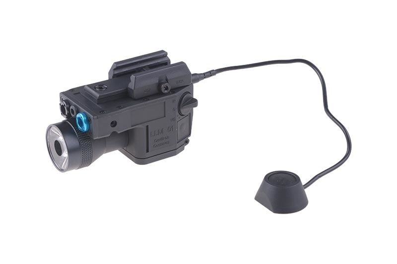 VFC VLM-01 Picatinny Licht-/Laser Modul - BK