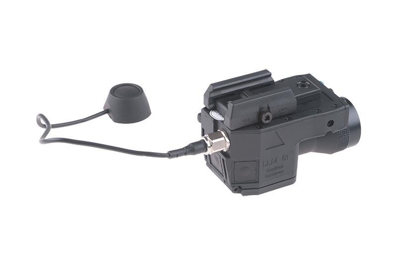 VFC VLM-01 Picatinny Light/Laser Module - BK