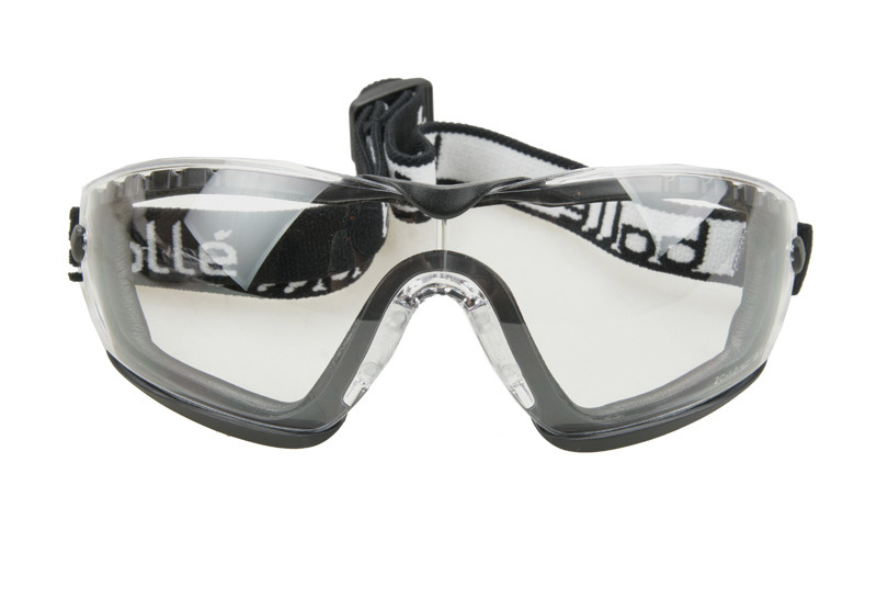 Bolle Lunettes de sécurité Cobra clear - BK