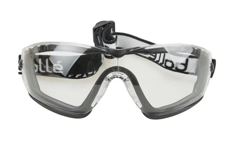 Bolle Schutzbrille Cobra clear - BK