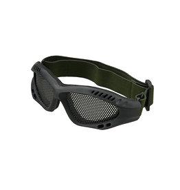 Ultimate Tactical Gitterschutzbrille Strike V1 - BK