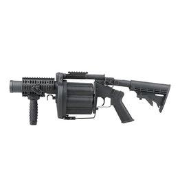 ICS 190 MGL lance-grenades revolver - BK