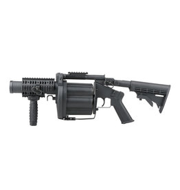 ICS 190 MGL Trommelrevolver Granatwerfer - BK