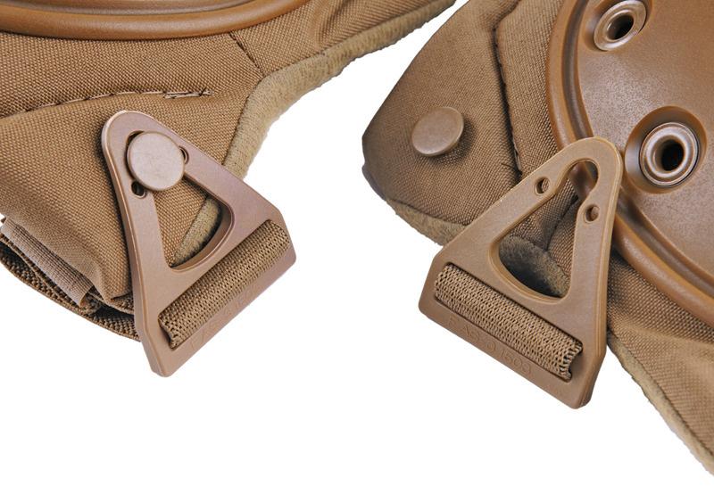 ALTA Industries FLEXLINE tactical knee pads - TAN