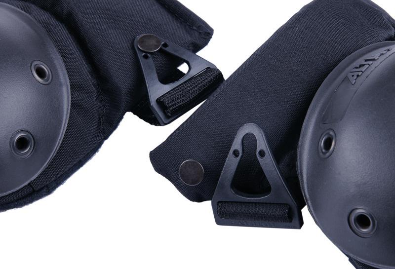 ALTA Industries ULTRAFLEX Tactical Knee Pads - BK