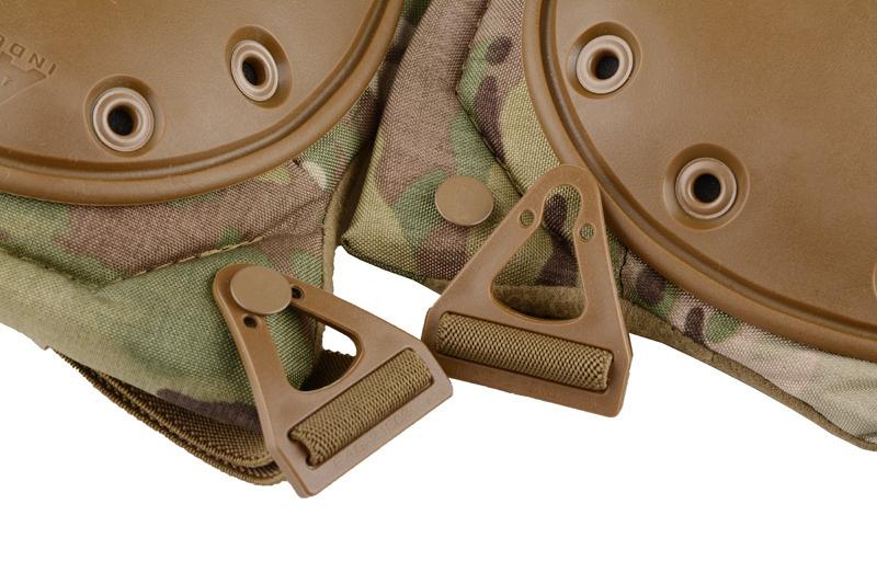 ALTA Industries Alta FLEX GEL tactical knee pads - MultiCam