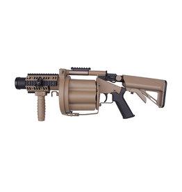 ICS 191 GLM Trommelrevolver Granatwerfer - TAN