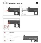 Glock 17 Gen 5 GBB – 1,0 Joule – BK