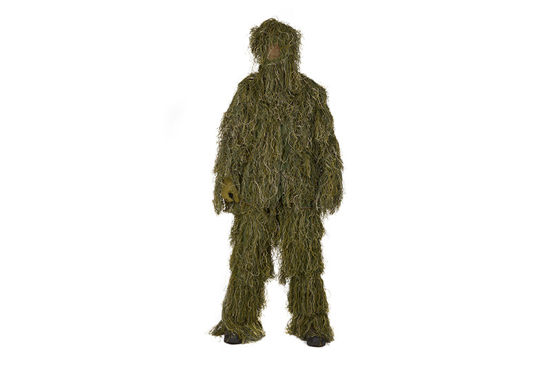 Specna Arms Camouflage Ghillie Suit Set - Woodland