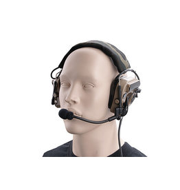 Z-Tactical Tactical headset type Comtac IV - TAN