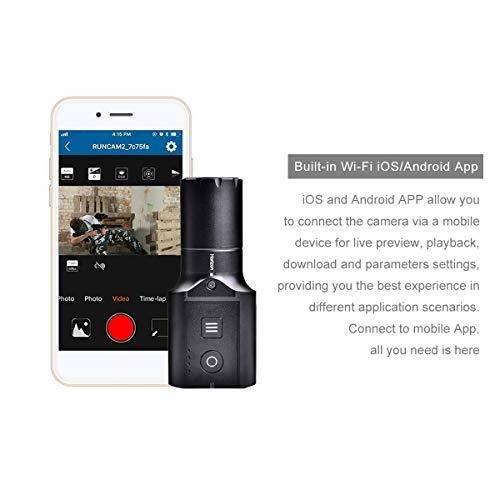 Novritsch Sniper Scope Cam 1080P HD WiFi Action Kamera