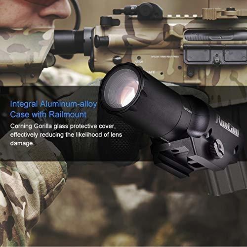 Novritsch Caméra d'action Sniper Scope Cam 1080P HD WiFi
