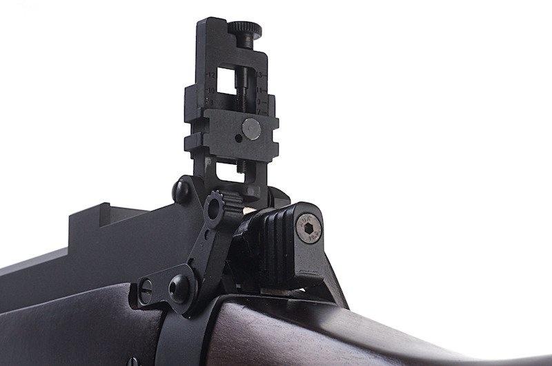RWA WW2 Lee Enfield No. 4 Action Bolt Rifle - BK/Wood