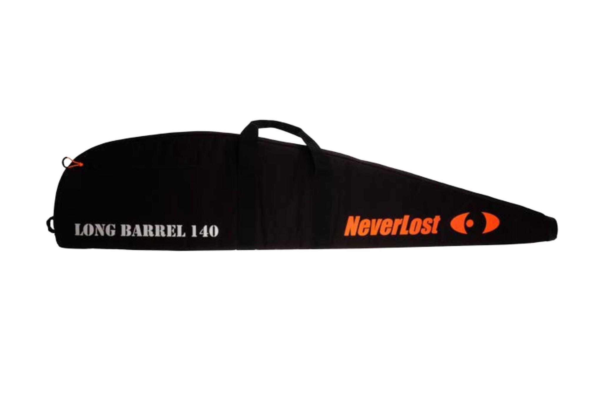 Neverlost Gewehrtasche Long Barrel 140 cm - BK