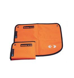Neverlost Seat mat - orange