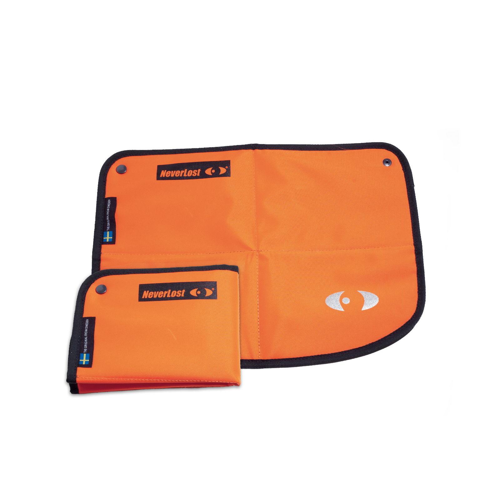Neverlost Sitzmatte - orange