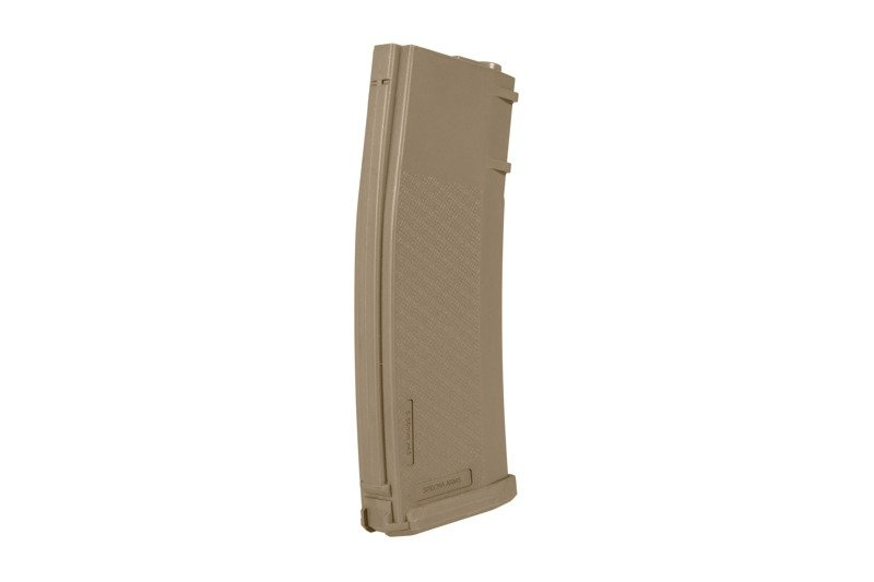 Specna Arms S-Mag M4 Mid-Cap Magazin 125 BBs - TAN