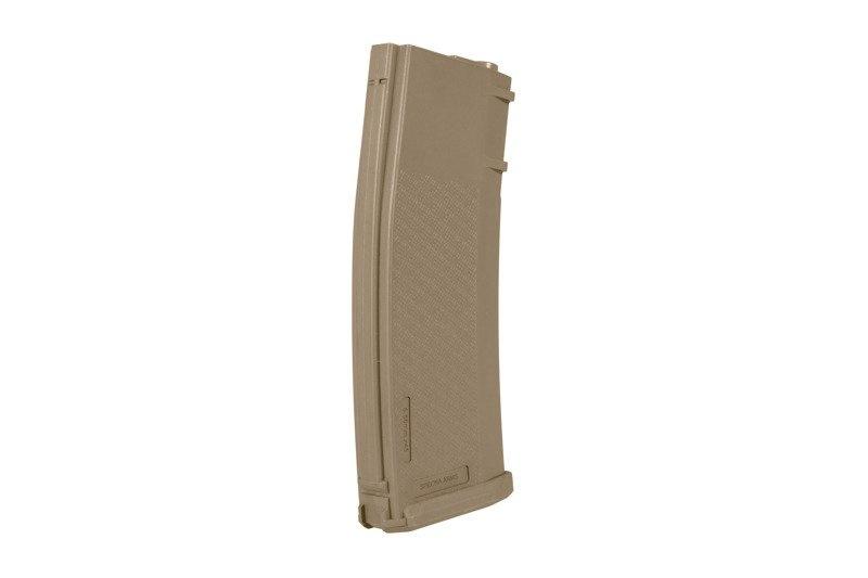 Specna Arms S-Mag M4 Mid-Cap Magazine 125 BBs - TAN